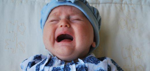 Jak utišit plačící miminko