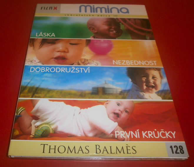 DVD Mimina